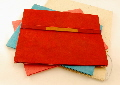 handmade document wallets