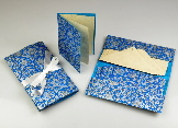 Handmade paper gifts & wrapping paper for Xmas